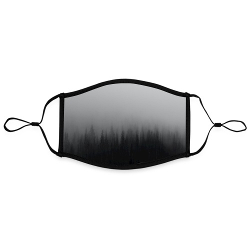 Ēnas Puse Mežs - Contrast mask, adjustable (large)