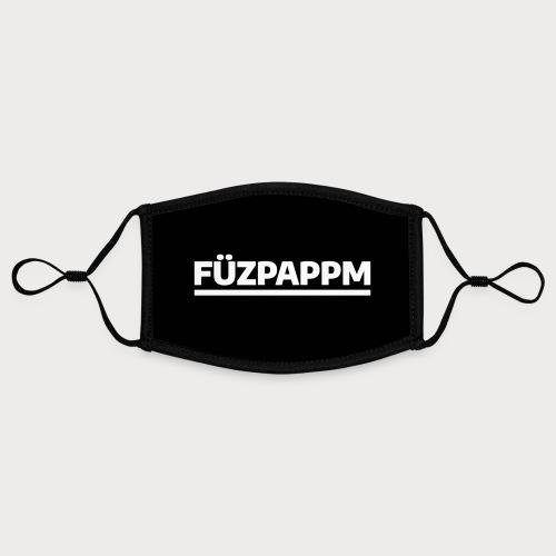 Maske Füzpappm - Kontrastmaske, einstellbar (Small)