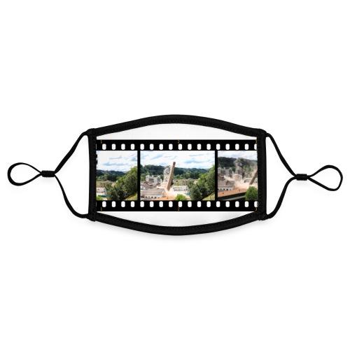 WanderKaminFall - Kontrastmaske, einstellbar (Small)