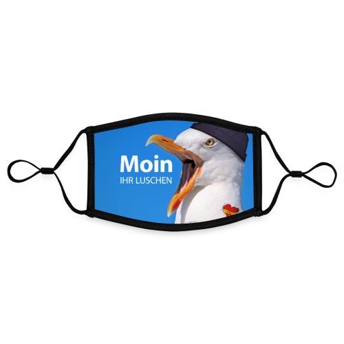 Moin ihr Luschen! - Kontrastmaske, einstellbar (Small)
