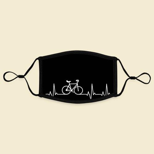 Kunstrad | Heart Monitor Maske - Kontrastmaske, einstellbar (Small)