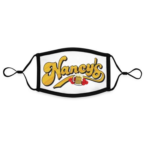 Nancy's Tavern - Contrast mask, adjustable (small)