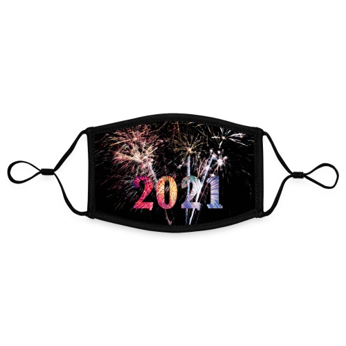 Silvester 2021 - Kontrastmaske, einstellbar (Small)