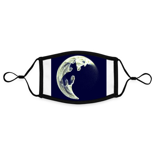 Crescent 1 - Contrast mask, adjustable (small)