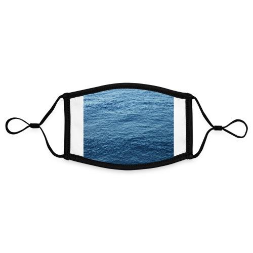 Water Texture Printdesign - Kontrastmaske, einstellbar (Small)
