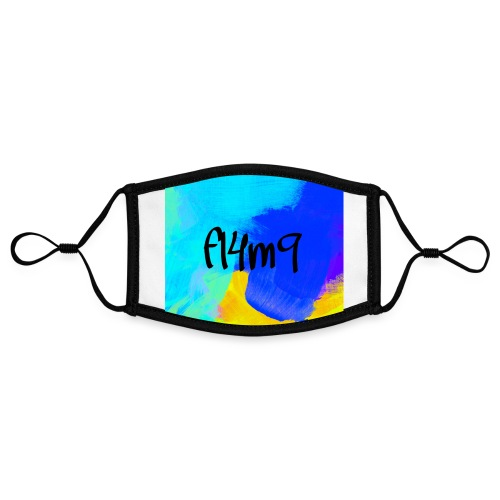 fl4m9 collection - Kontrastmaske, indstillelig (small)