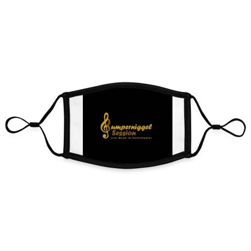 Bumperniggel Session - Kontrastmaske, einstellbar (Small)