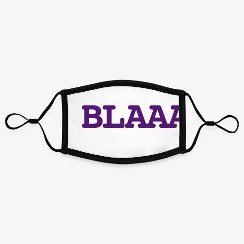 Blaaaa - Kontrastmaske, einstellbar (Small)