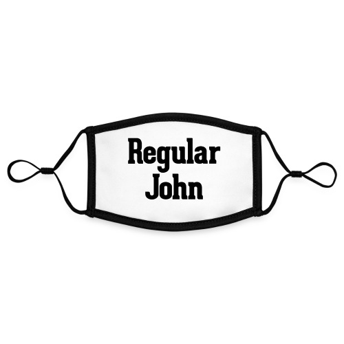 Regular John - Kontrastmask, justerbar (small)