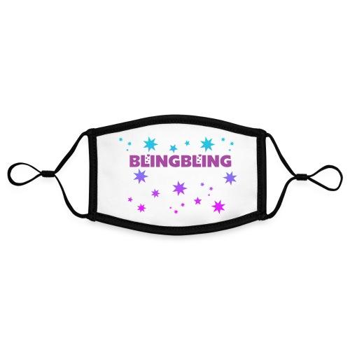 blingbling nixplemplem - Kontrastmaske, einstellbar (Small)
