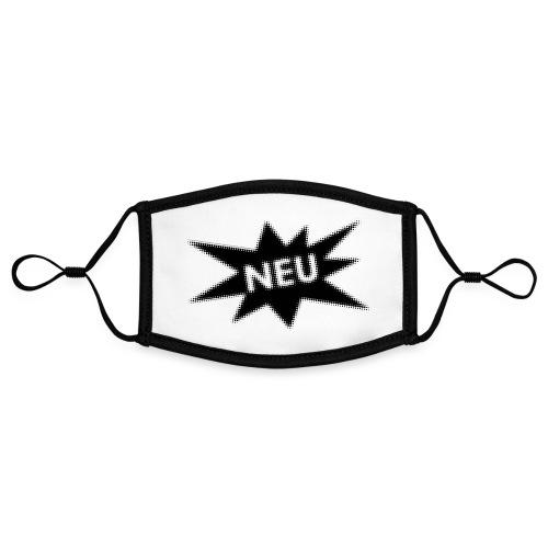 Neu - Kontrastmaske, einstellbar (Small)