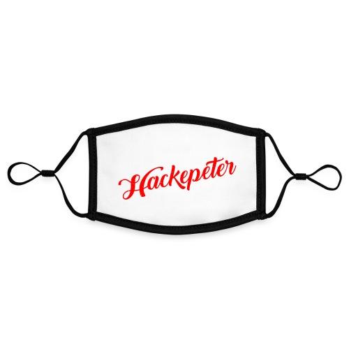 Hackepeter - Kontrastmaske, einstellbar (Small)
