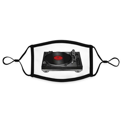 Plattenspieler VINYL - Kontrastmaske, einstellbar (Small)
