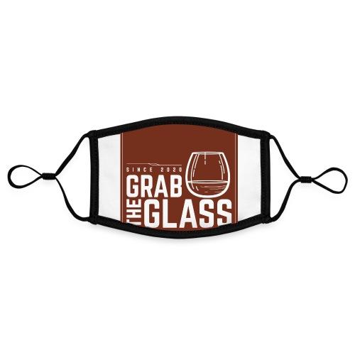 Grabtheglass LOGO - Kontrastmaske, einstellbar (Small)