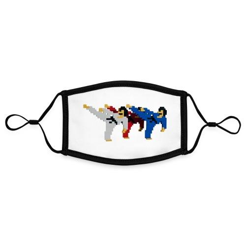 8 bit trip ninjas 2 - Contrast mask, adjustable (small)