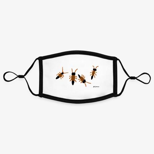 otokat - Kontrastivärinen maski, säädettävä (small)