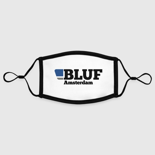 BLUF Amsterdam - Contrast mask, adjustable (small)