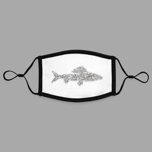 grayling - Kontrastivärinen maski, säädettävä (small)