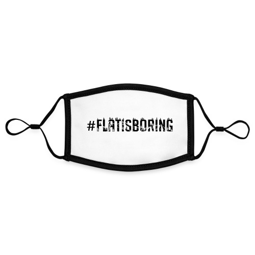 #FLATISBORING - Contrast mask, adjustable (small)