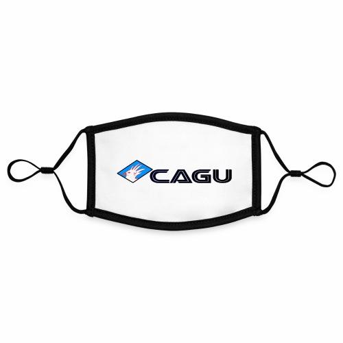 Cagu - Masque contrasté, réglable (taille S)