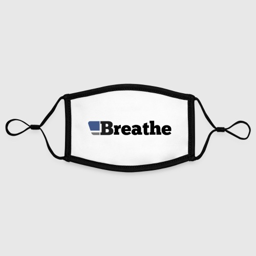 Breathe - Contrast mask, adjustable (small)