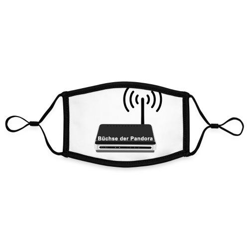 Büchse der Pandora - Kontrastmaske, einstellbar (Small)