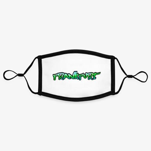 Gangster Frankfurt - Kontrastmaske, einstellbar (Small)