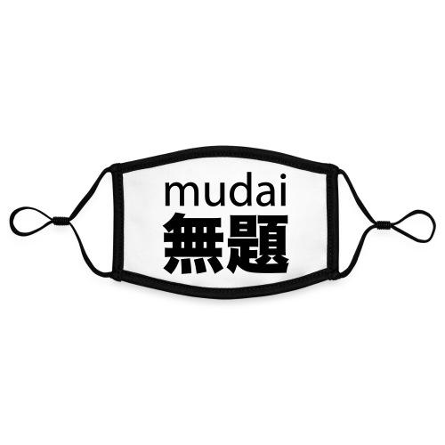 mudai brypolnysher - Kontrastmaske, einstellbar (Small)