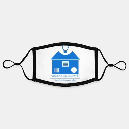 SmartHome yourself Logo Groß - Kontrastmaske, einstellbar (Small)