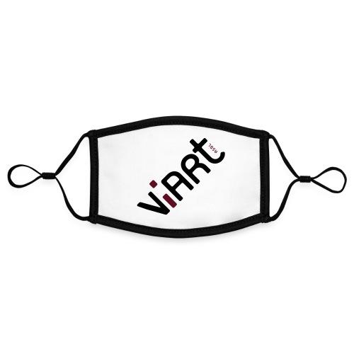 ViArt asbl Logo - Kontrastmaske, einstellbar (Small)