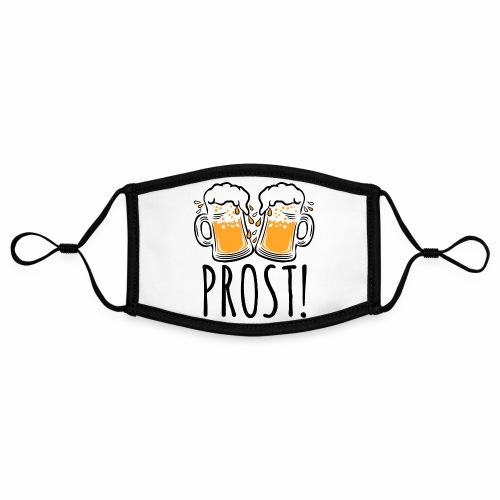 03 Zwei Mass Bier PROST 3c - Kontrastmaske, einstellbar (Small)