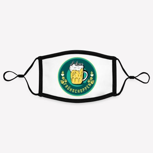 I love Frühschoppen - Kontrastmaske, einstellbar (Small)
