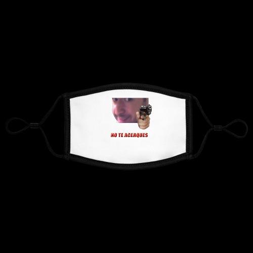CoronaGames [PRODUCTO EDICION LIMITADA] - Mascarilla contraste, ajustable (pequeña)