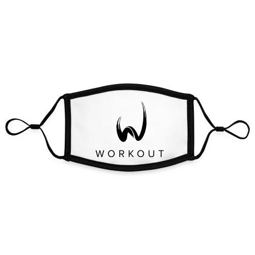 Workout mit Url - Kontrastmaske, einstellbar (Small)