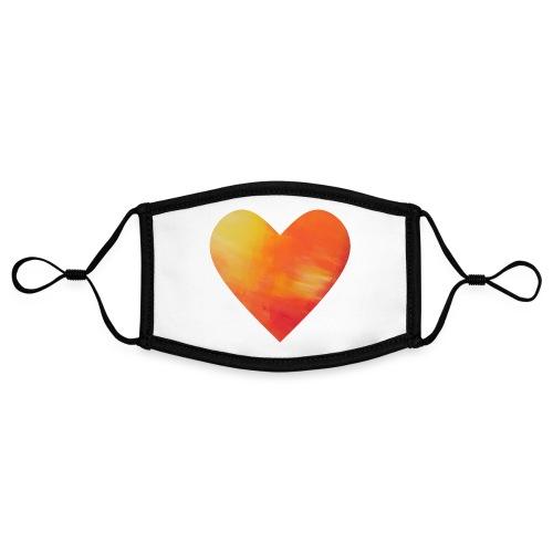 HeartWhisper Sissy`sCollection - Kontrastmaske, einstellbar (Small)