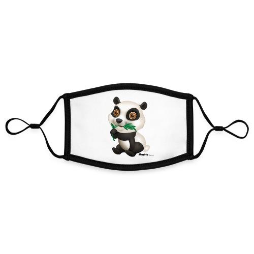 Panda - Kontrastmaske, kan innstilles (liten)