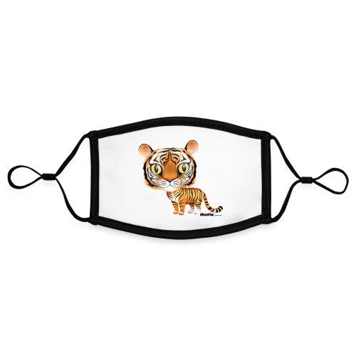 Tiger - Kontrastmaske, kan innstilles (liten)