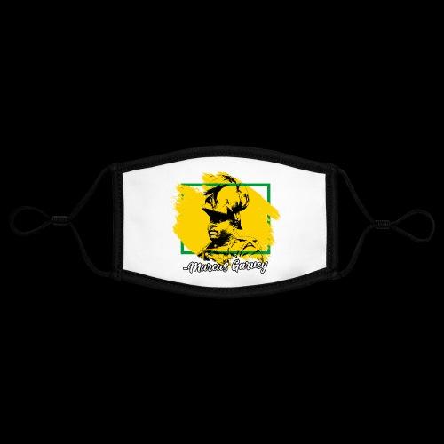 MARCUS GARVEY by Reggae-Clothing.com - Kontrastmaske, einstellbar (Small)