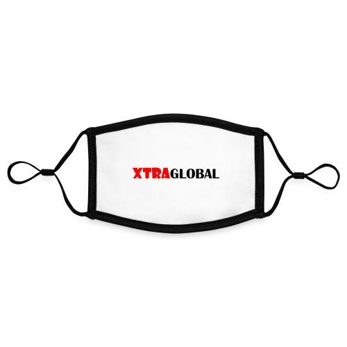 xg - Kontrastivärinen maski, säädettävä (small)