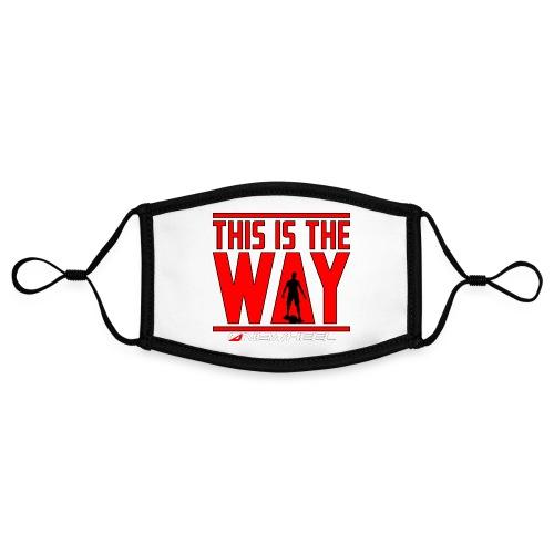 This Is The OneWheel Way - Kontrastmaske, indstillelig (small)