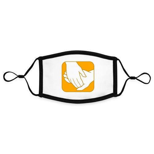 Logo der ÖRSG - Rett Syndrom Österreich - Kontrastmaske, einstellbar (Small)