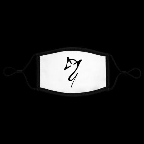 Overscoped Logo - Contrast mask, adjustable (small)
