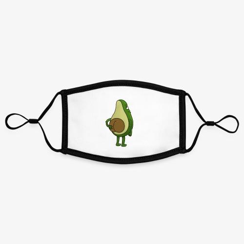 Avokado - Kontrastmaske, einstellbar (Small)