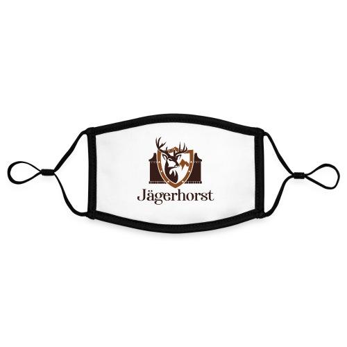 Jägerhorst Logo - Kontrastmaske, einstellbar (Small)