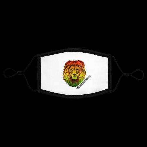 LION HEAD - UNDERGROUNDSOUNDSYSTEM - Kontrastmaske, einstellbar (Small)