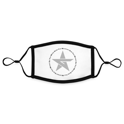 G Star Sweat Grey - Contrast mask, adjustable (small)