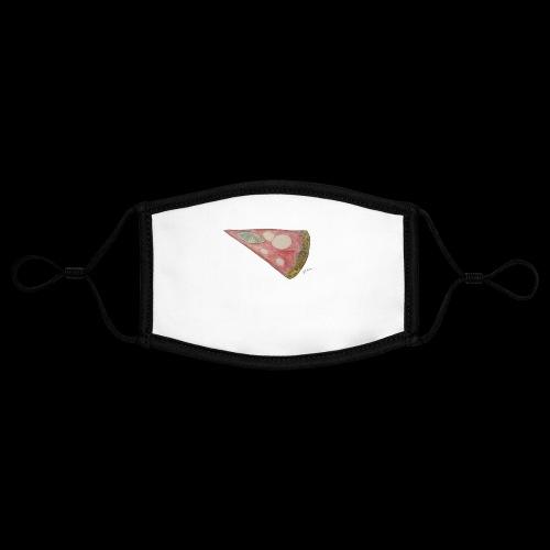 BY TAiTO Pizza Slice - Kontrastivärinen maski, säädettävä (small)
