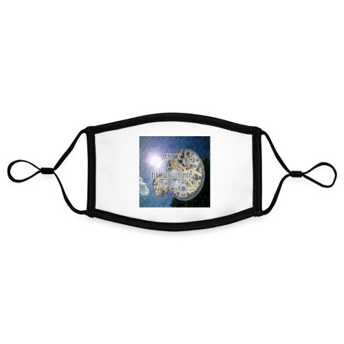 Electric sunshine - Contrast mask, adjustable (small)