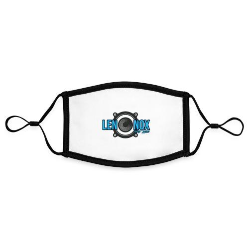 Lennox Kollektion - Kontrastmaske, einstellbar (Small)