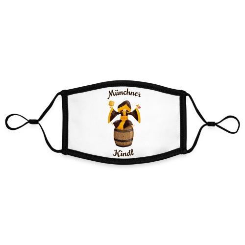 Münchner Kindl - Kontrastmaske, einstellbar (Small)